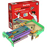 Smartivity Angle Wrangle Car Racing STEM STEAM Educational DIY Building Construction Activity Toy Game Kit, Easy Instructions
