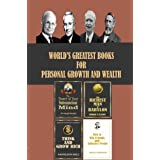 World's Greatest Books For Personal Growth and Wealth (Set of 4 Books) ; The Power of Your Subconscious Mind; Think and Grow