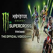 Monster Energy Supercross - The Official Videogame [Code Jeu PC - Steam]