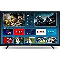 VW 100 cms (40 inches) HD Ready Smart LED TV VW40S (Black) (2021 Model)