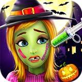 Halloween-Doktor-Sorgfalt