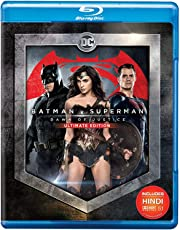 Batman v Superman: Dawn of Justice  - Ultimate Edition (2-Disc)