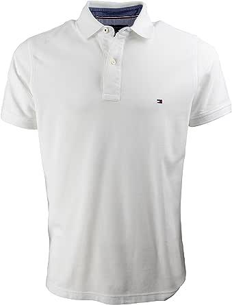 Tommy Hilfiger - Mens Polo Shirts - Mens Shirts - Tommy Hilfiger Core Slim Polo Shirt - Polo Sport Top