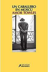 Un Caballero En Moscu Paperback