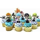 Bleach Anime Cupcake Topper
