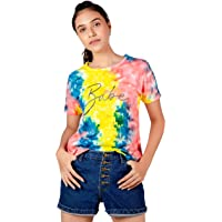 JUNEBERRY Tie Dye Tshirt for Women