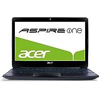 Acer Aspire One 722 29,5 cm (11,6 Zoll) Netbook (AMD C-60, 1GHz, 4GB RAM, 320GB HDD, ATI HD 6290, kein Betriebssystem…