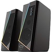 Trust Gaming Set di Altoparlanti PC GXT 609 Zoxa - Casse PC, Speakers, 6 Modalità di illuminazione RGB, Alimentazione…