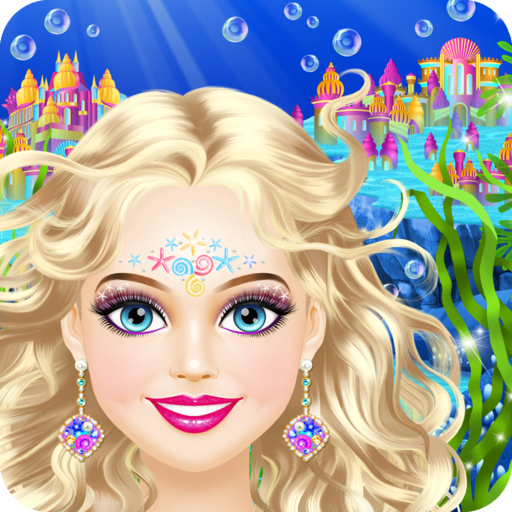 Makeup and Dress Up Game for Girls (Dress Up Und Make Up Spiel)