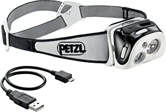 Petzl Erwachsene Reactik Stirnlampe