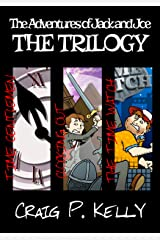 The Adventures of Jack and Joe - The Trilogy Kindle Edition