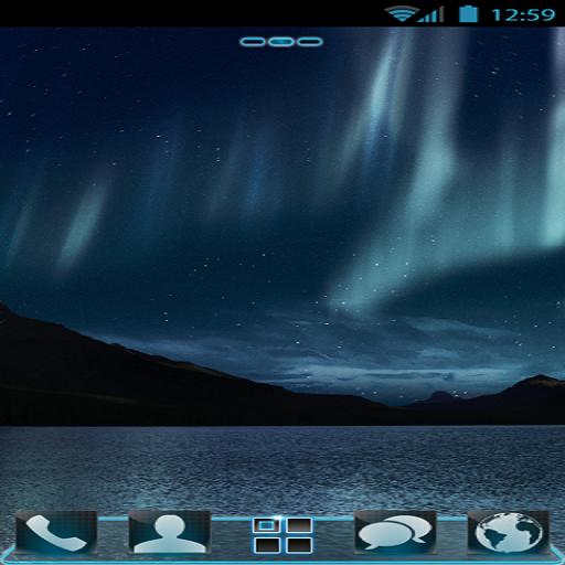 Blue Sky HD Theme