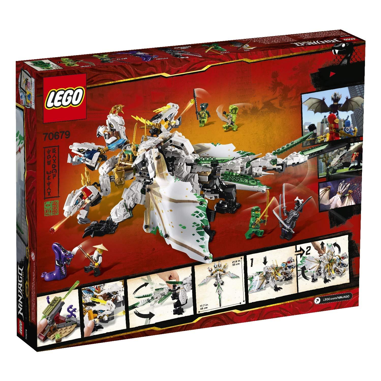 Lego 70666 Children S Toy Colourful Brick Stella Story