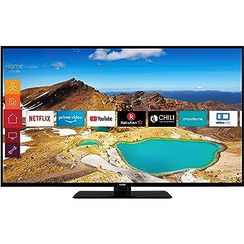 Telefunken XU43E512 109 Cm 43 Zoll Fernseher 4K Ultra HD HDR 10 Triple Tuner Smart TV Prime Video