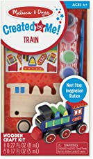 Melissa & Doug DYO Train, Multi Color