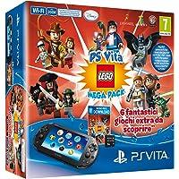 PlayStation Vita - Console 2000 Wi-Fi + Memory Card 8GB + LEGO Mega Pack