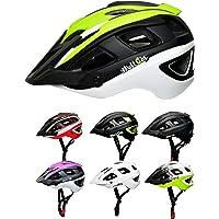 Skullcap® Fahrradhelm & MTB Helm + Visier für Herren & Damen
