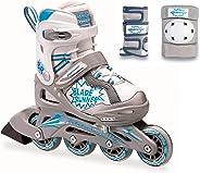 Bladerunner Inline Skates Combo G Kids Skates 32 Eu, Multi Color
