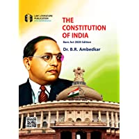 The Constitution of India by Dr. B.R. Ambedkar 2020 Edition
