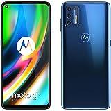 "Motorola Moto G9 Plus - 6.81"" Max Vision FHD+, Qualcomm Snapdragon 730G, 64MP quad camera system, 5000 mAH batería Dual SIM,"
