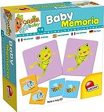 Lisciani Giochi 58501 - Carotina Baby Memoria