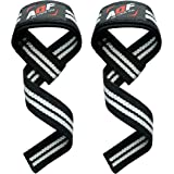 AQF Gewichthebergürtel Fitness Gurte gepolstert Crossfit Handgelenkbandage Wraps Bodybuilding Training Workout Mehrfarbig
