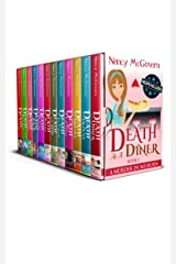 A Murder In Milburn, The Complete Series: 12 Book Box Set With 12 Delicious Recipes Kindle Edition