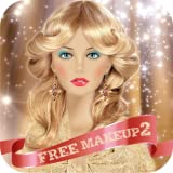 Barbie Make-up, Frisur und Verkleidung Fashion Top Model Princess Girls 2