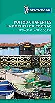 Michelin Green Guide Poitou-Charentes, La Rochelle & Cognac (Green Guide/Michelin)