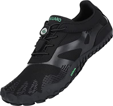 SAGUARO Water Shoes Mens Womens Minimalist Barefoot Shoes Trail Running Shoes Rock Climbing Shoes for Fitness Trainers Walking Hiking