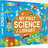 Encyclopedia -Steam : My First Science Library (Set of 6 Books)