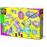 SES Creative 01359 - Figura de unicornios de fundición y pintura