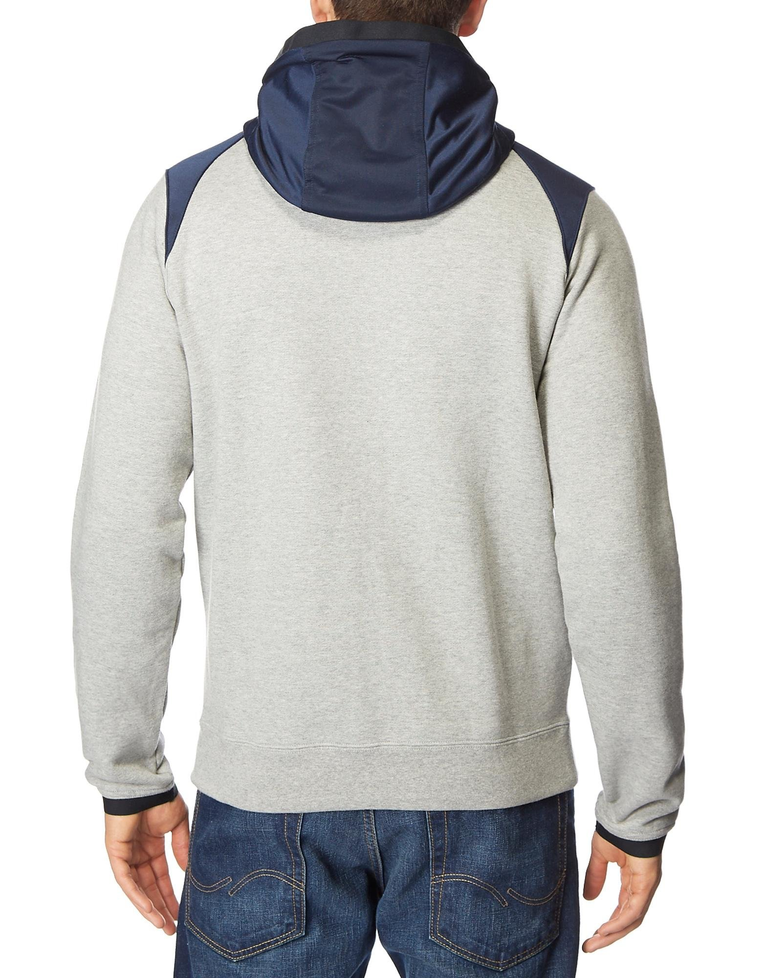 Chaqueta de forro polar con capucha Nike Hybrid
