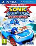 Sonic & All Stars Racing Transformed: Limited Edition (Playstation Vita)