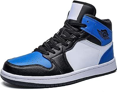 Scarpe da ginnastica da uomo High-UP alla caviglia Sport Atletica Casual Sneakers