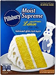 Pillsbury Lemon Cake Mix - 485 gm
