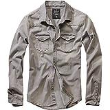 Brandit Riley Denimshirt Camisa para Hombre