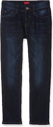 s.Oliver Jungen 5-Pocket Hose, Blau (Blue Denim Stretch 58Z2), 164/REG