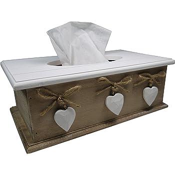 elbm bel kosmetikt cherbox aus holz in creme wei spender f r kosmetikt cher. Black Bedroom Furniture Sets. Home Design Ideas