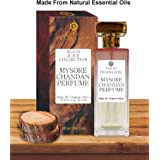Parag Fragrances Mysore Chandan Attar Perfume 60ml (Made From Attars For Staying Long on Clothes) Natural Spray Perfume Attar