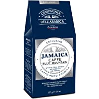 Caffè Corsini Compagnia dell'Arabica Jamaica Blue Mountain Specialty Coffee, Caffè Monorigine Giamaica Macinato per…