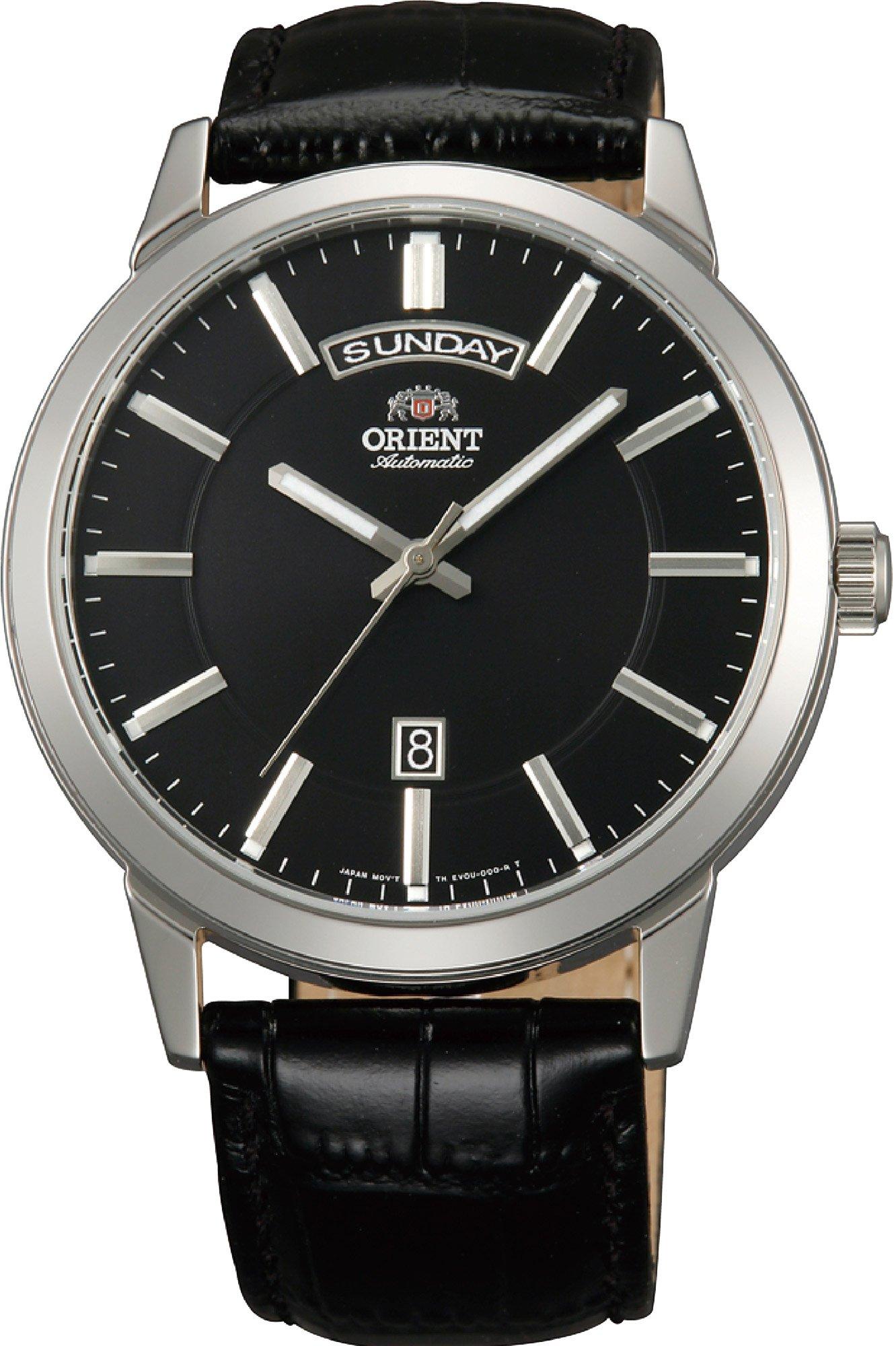 Orient Reloj Analógico para Hombre de Automático con Correa en Cuero FEV0U003BH