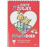 De Zoete Zusjes vriendenboek: Een album vol leuke herinneringen aan je klasgenoten en vrienden