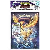 Pokémon - Pack Portfolio 180 Cartes + 1 Booster - Epée et Bouclier - Règne de Glace (EB06) - Jeu de Cartes à Collectionner -