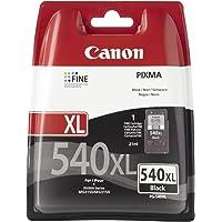 Canon PG-540XL Cartuccia Originale Getto d'Inchiostro a Resa Elevata, 1 Pezzo, Nero
