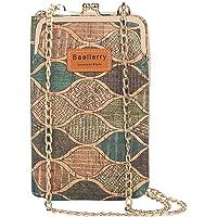 Vohoney Portefeuille Femme Sac Téléphone Portable Sac de Portefeuille Sac Téléphone Pochette Telephone Porte-Monnaie Sac…
