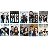 Bones: Die Knochenjägerin - Season/Staffel 1+2+3+4+5+6+7+8+9+10 (1-10) * DVD Set