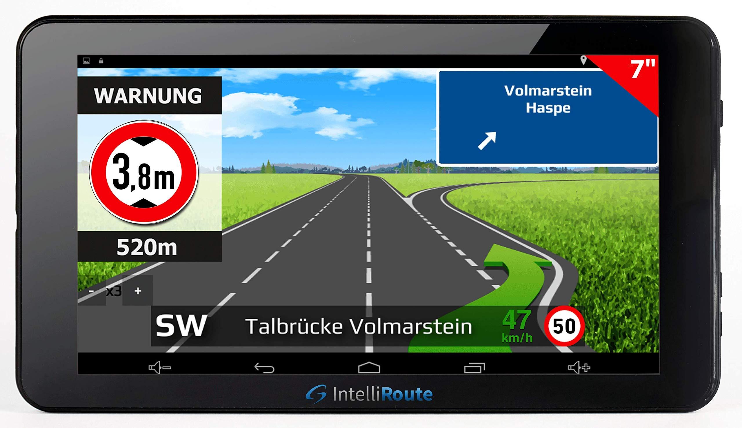 CARGUARD-IntelliRoute-TR7000-LKW-Navigationssystem