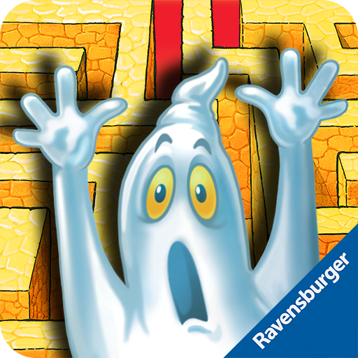 Das verrückte Labyrinth - Geister Brettspiel