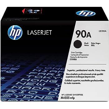HP LaserJet CE390A Print Toner Cartridge (Black)
